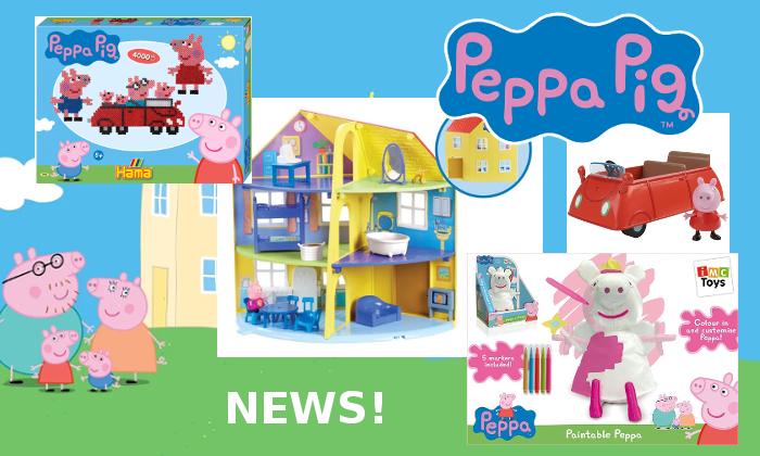 Peppa Pig news