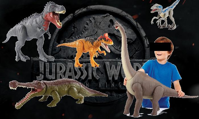 Jurassic news March 2020