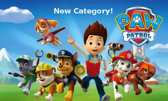 Paw Patrol News